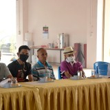 การประชุมคณะกรรมการกลุ่มผู้สูงอายุและกลุ่มสตรีแม่บ้าน ครั้งที่1/2563