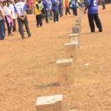 กีฬาประชาชนต่อต้านยาเสพติดตำบลสันทราย