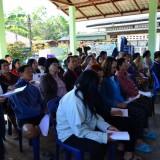 โครงการเวทีประชาคมหมู่บ้าน