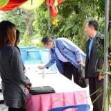 (MOU) การจัดการขยะชุมชน