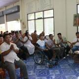 โครงการส่งเสริมและพัฒนาอาชีพผู้พิการ เพื่อความปรองดองสมานฉันท์