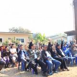 โครงการเวทีประชาคมหมู่บ้านตำบลสันทรายเพื่อจัดทำแผนพัฒนาสามปี