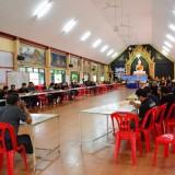โครงการประชาคมจัดทำและทบทวนแผนพัฒนาท้องถิ่นสี่ปี พ.ศ. 2561 - 2564