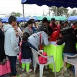 โครงการส่งเสริมพัฒนาการเด็กและเยาวชนตำบลสันทราย