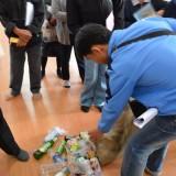 โครงการเพิ่มประสิทธิภาพการบริหารจัดการขยะมูลฝอย ประจำปีงบประมาณ 2559
