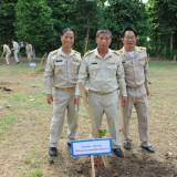 โครงการปลูกต้นไม้ 12 สิงหา มหาราชินี รักน้ำ รักป่า รักษาแผ่นดิน