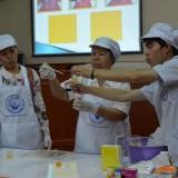 โครงการอบรมให้ความรู้เกี่ยวกับสุขาภิบาลด้านอาหาร