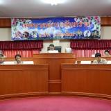 การประชุมสภาเทศบาลตำบลสันทราย สมัยสามัญ สมัยที่ 1 ครั้งที่ 1 ประจำปี พ.ศ.2562