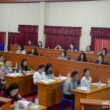 โครงการฝึกอบรมให้ความรู้ทางกฎหมายว่าด้วยการบริหารราชการส่วนท้องถิ่น