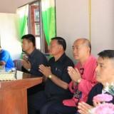 พิธีเปิดสถาบันการเงินชุมชนบ้านห้วยงูนอก