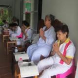 โครงการส่งเสริมสุขภาพจิตผู้สูงอายุ